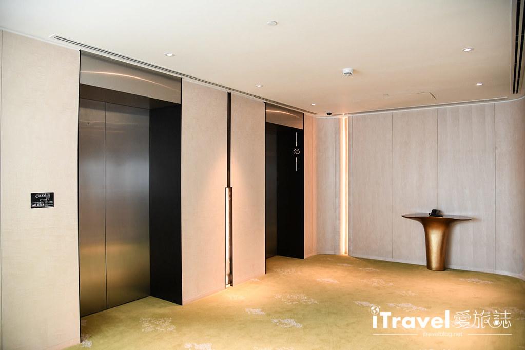 曼谷柏悅飯店 Park Hyatt Bangkok (8)