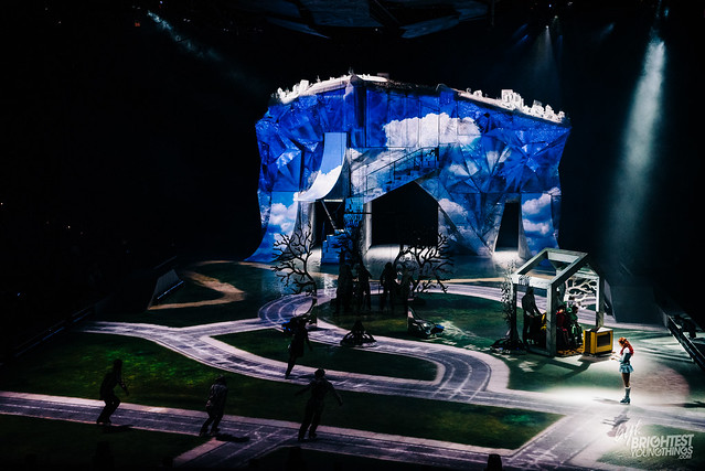 Cirque Du Soleil Crystal Opening Night-8265