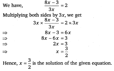 NCERT Solutions for Class 8 Maths Chapter 2 Linear Equations In One Variable 66
