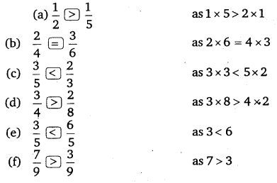 NCERT Solutions for Class 6 Maths Chapter 7 Fractions 56
