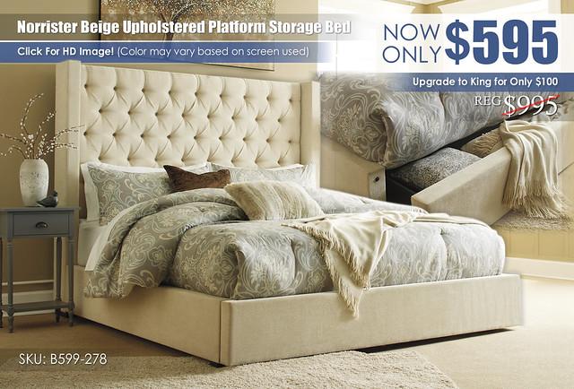 Norrister Upholstered Storage Platform Bed_B599-278-276S-296