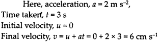 NCERT Solutions for Class 9 Science Chapter 8 Motion 9