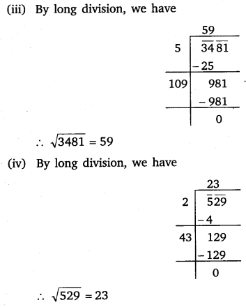 NCERT Solutions for Class 8 Maths Chapter 6 Squares and Square Roots 21