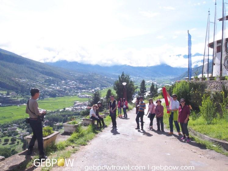 Bhutan in Summer23