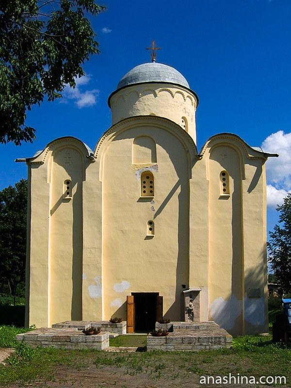 Успенский собор, XII век, Старая Ладога