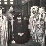 قداسة البابا شنودة بطريركا 14 نوفمبر 1971