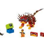 LEGO Movie 2 70827 Ultrakatty and Warrior Lucy 02