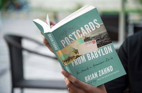 Image result for brian zahnd postcards from babylon