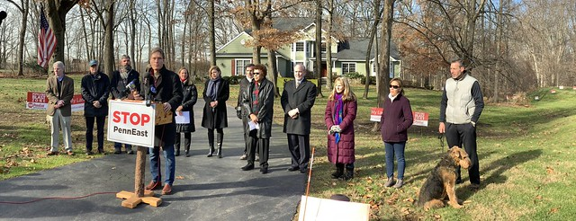 Presser: PennEast Eminent Domain Abuse 12.19.18