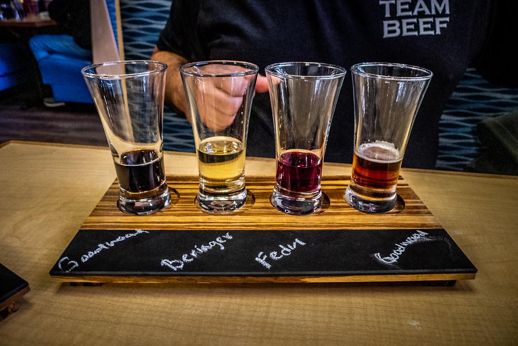 Bourbon Tasting at Grill Marks-008