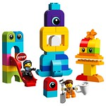 LEGO Movie 2 10895 Emmet and Lucy's Visitors from the DUPLO Planet 2