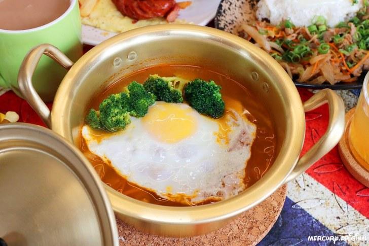46622760482 aec3fb2739 b - 熱血採訪|台中少見韓式平價早午餐,老闆娘從韓國首爾來台,早餐就能吃到道地韓式拌飯部隊鍋