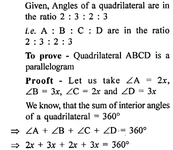 Selina Concise Mathematics Class 6 ICSE Solutions - Quadrilateral-9s