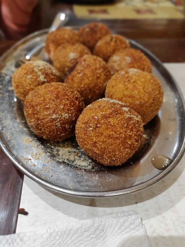 Cheese Corn Balls Bharawan Dhaba Amritsar India