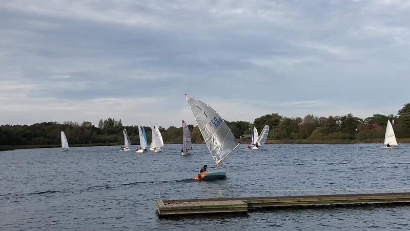 Multi Sail Start