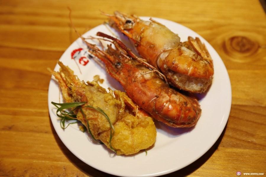 一品活蝦桃園店,桃園美食,桃園聚餐推薦餐廳,泰國蝦,活蝦料理,海鮮餐廳,熱炒,產地直送,藝文特區美食 @VIVIYU小世界