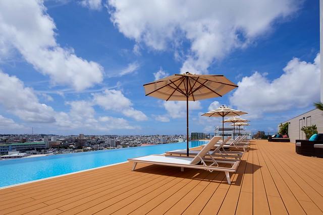 Novotel Okinawa Naha - Infinity pool