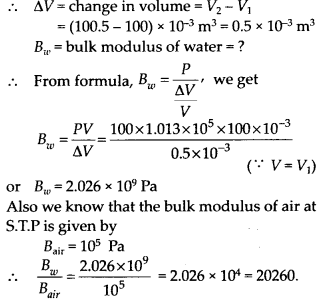 NCERT Solutions for Class 11 Physics Chapter 9 Mechanical properties of solid 11
