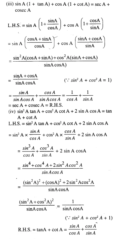 Selina Concise Mathematics Class 10 ICSE Solutions Chapterwise Revision Exercise 96b