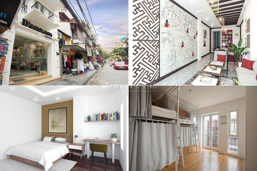 D'annam Hostel Hanoi