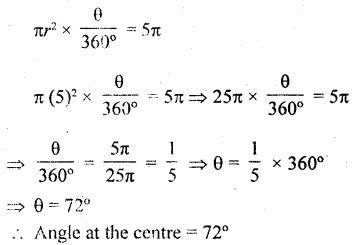 RD Sharma Class 10 Solutions Chapter 13 Areas Related to Circles Ex 13.2 - 9