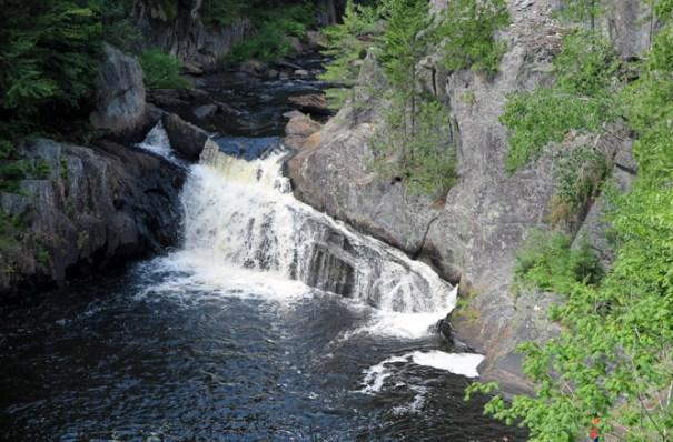 Gulf Hagas Buttermilk Falls
