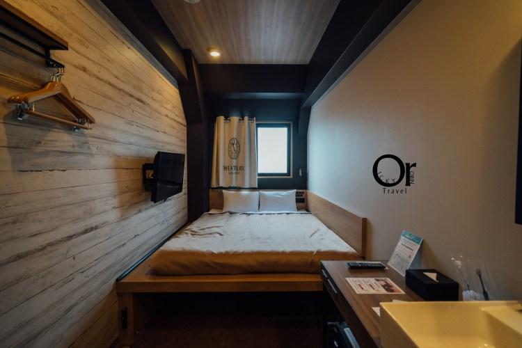 京都住宿|SAKURA TERRACE THE ATELIER / 櫻花露台旅社,時尚交流空間,小巧房型,高品質的青年旅館