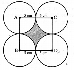 RD Sharma Class 10 Solutions Chapter 13 Areas Related to Circles Ex 13.4 - 30