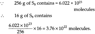 NCERT Solutions for Class 9 Science Chapter 3 Atoms and Molecules 24