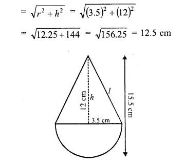 RD Sharma Class 10 Solutions Chapter 14 Surface Areas and Volumes  RV 47