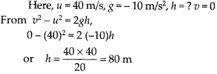 NCERT Solutions for Class 9 Science Chapter 10 Gravitation 14
