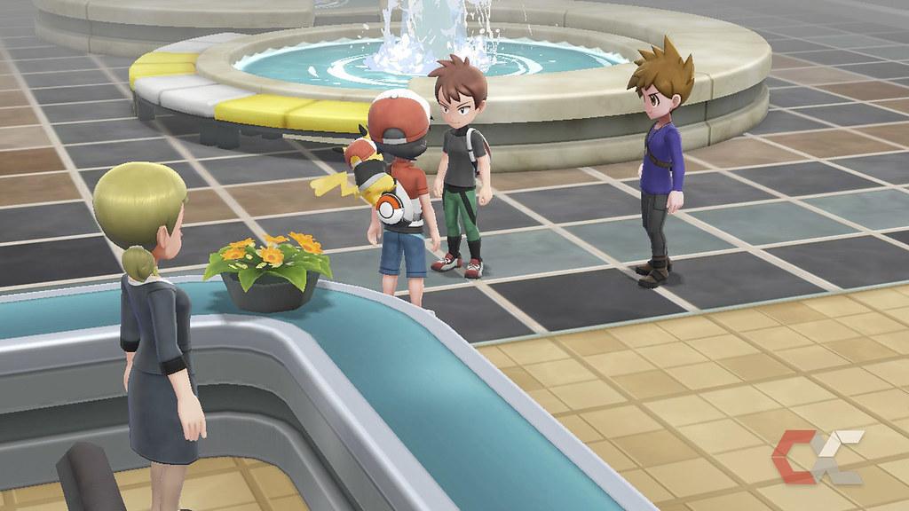 Review Pokemon Let s Go- OverCluster 06