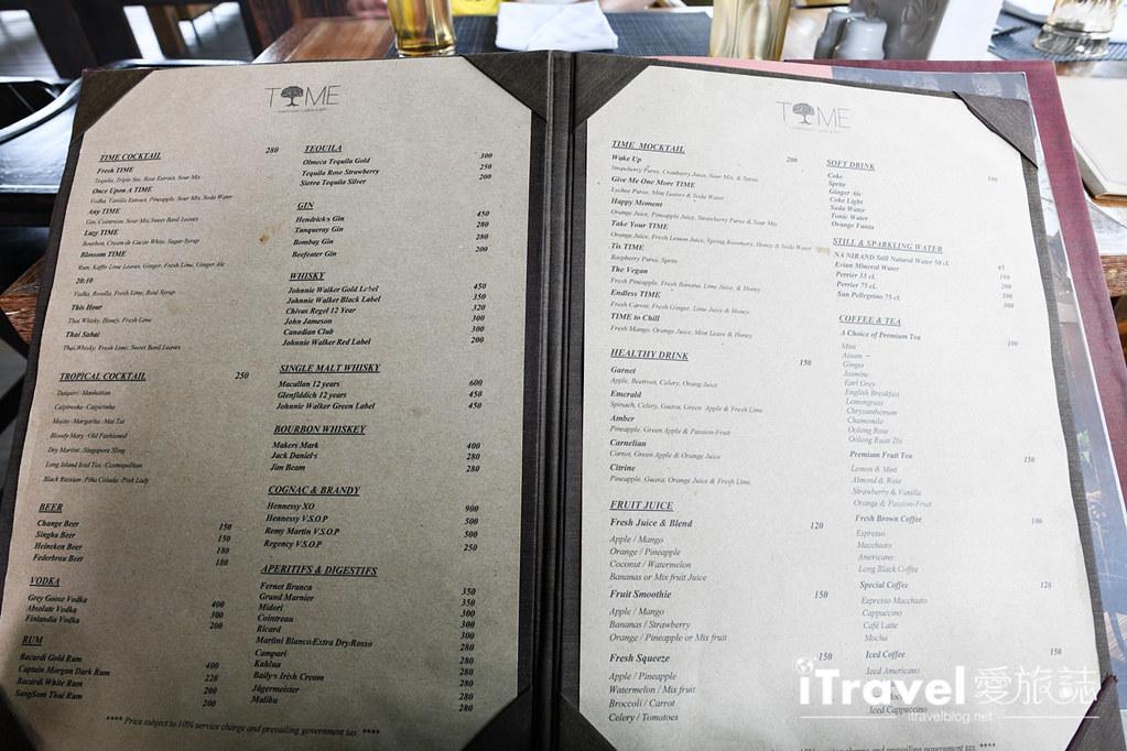 清邁餐廳推薦 TIME Riverfront Cuisine & Bar (19)