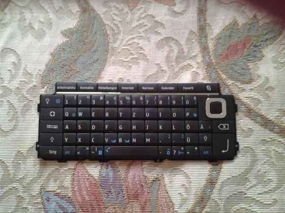 10 - E90 keyboard