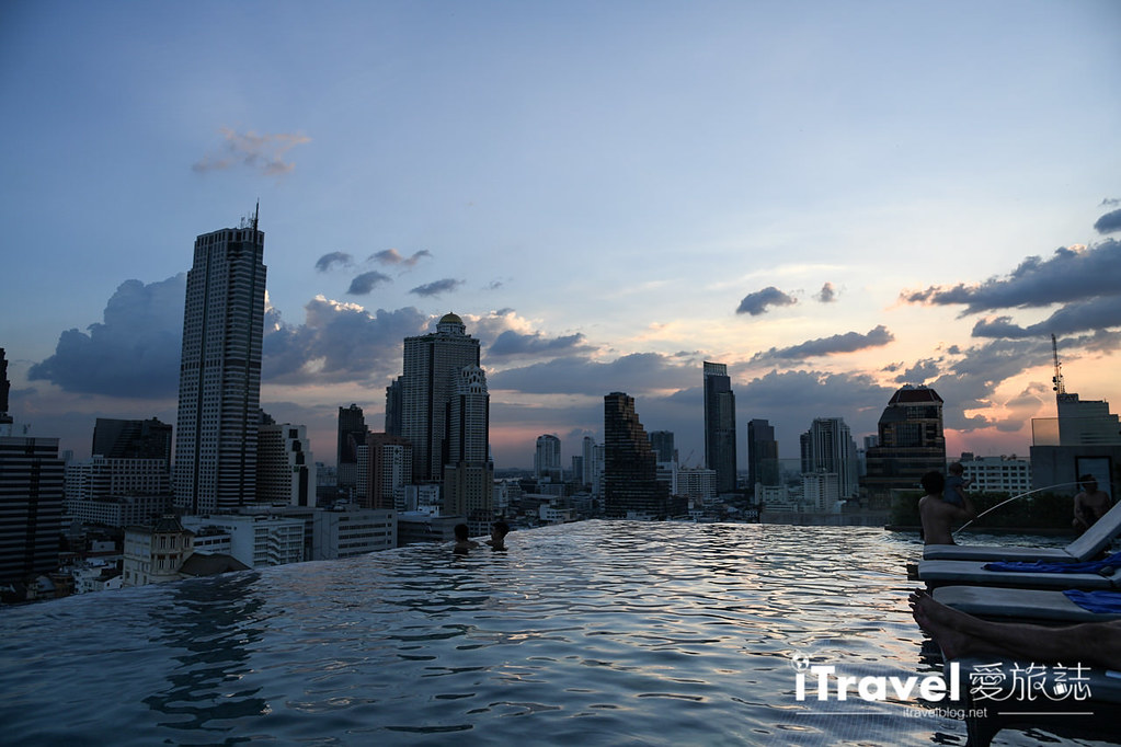 曼谷蘇拉翁塞萬豪酒店 Bangkok Marriott Hotel The Surawongse (65)