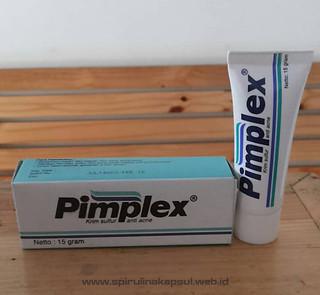 Pimplex Krim Sulfur Anti Jerawat 15g