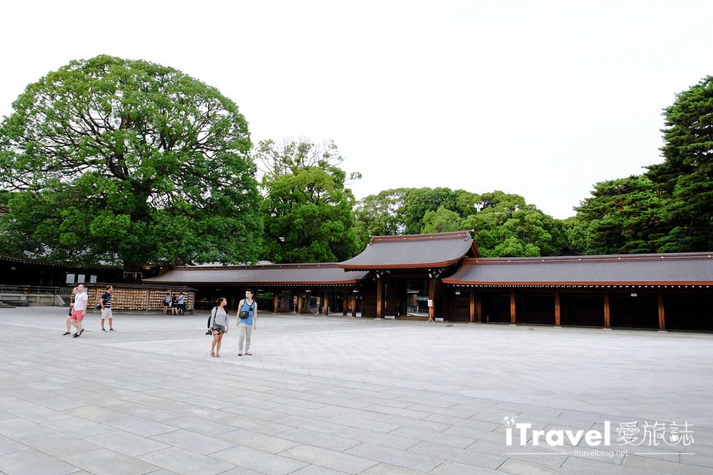 東京景點推薦 明治神宮 (25)