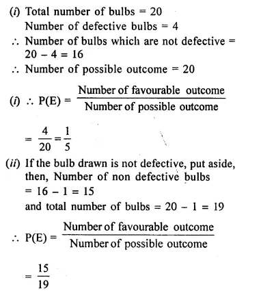 Selina Concise Mathematics Class 10 ICSE Solutions Chapterwise Revision Exercise 108