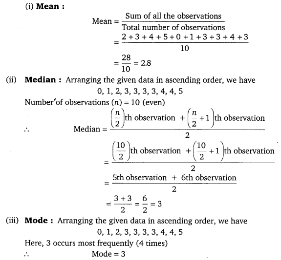 NCERT Solutions for Class 9 Maths Chapter 14 statistics 13