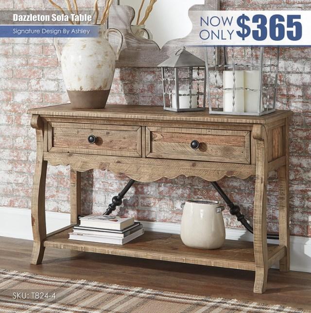 Dazzleton Sofa Table_T824-4