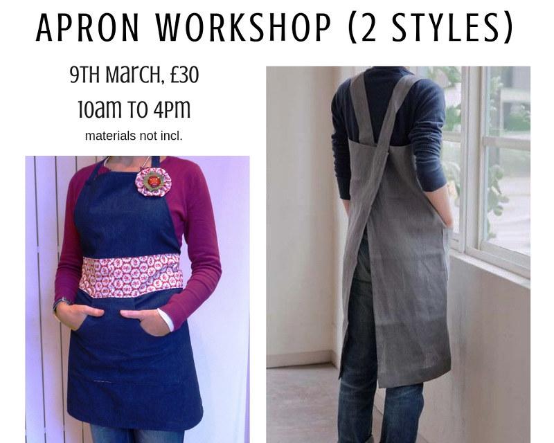 Apron workshop