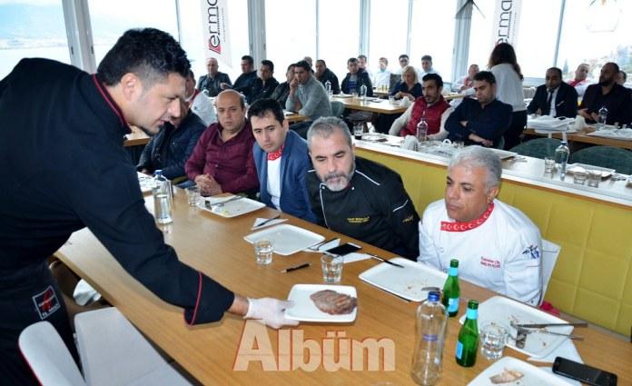 Erma'dan Zeytindalı'nda özel tanıtım