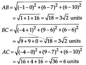 NCERT Solutions for Class 11 Maths Chapter 12 Introduction to Three Dimensional Geometry 3