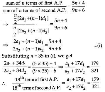 NCERT Solutions for Class 11 Maths Chapter 9 Sequences and Series 23