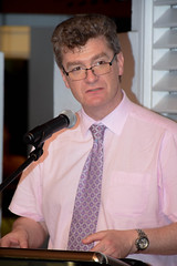 British High Commissioner to Guyana, H.E. Greg Quinn.