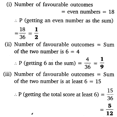 NCERT Solutions for Class 10 Maths Chapter 15 Probability 25