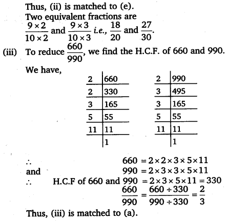 NCERT Solutions for Class 6 Maths Chapter 7 Fractions 40