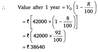 NCERT Solutions for Class 8 Maths Chapter 8 Comparing Quantities 24
