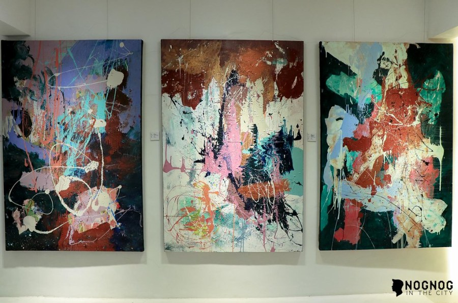 NMI ART GALLERY WITH ABSTRACT ARTIST NADINE IBAY (6 of 20)