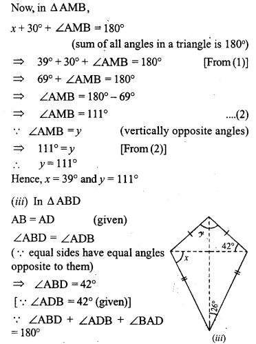 ML Aggarwal Class 9 Solutions for ICSE Maths Chapter 13 Rectilinear Figures  ct 4c